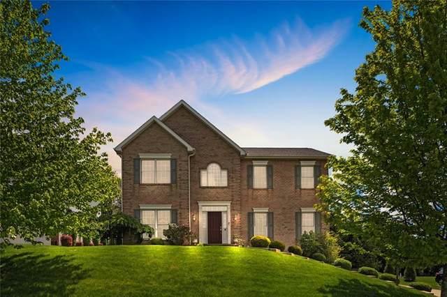 2424 Wheatland Cir, Murrysville, PA 15626 (MLS #1506747) :: Broadview Realty