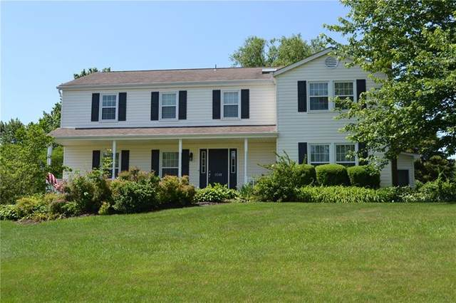 2248 Woodmont Dr, Murrysville, PA 15632 (MLS #1506835) :: Broadview Realty