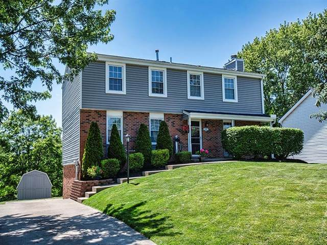 630 Walden Way, North Fayette, PA 15126 (MLS #1506963) :: The SAYHAY Team