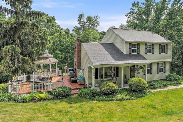 133 Willow Ridge Rd, Bell Acres, PA 15143 (MLS #1506999) :: The SAYHAY Team