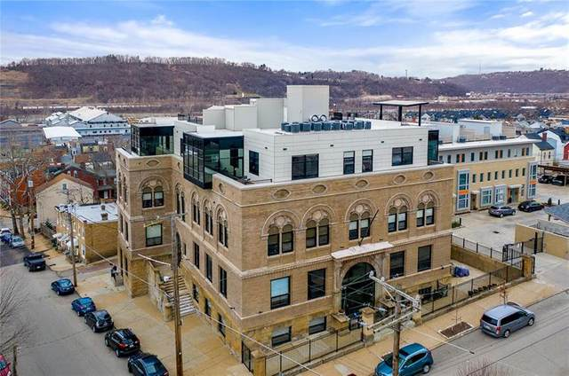 5267 Holmes Street #206, Lawrenceville, PA 15201 (MLS #1507128) :: The SAYHAY Team