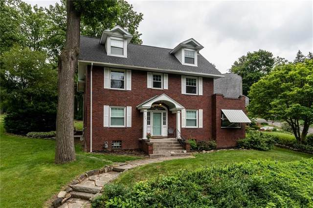 1261 Connoquenessing Ter, Ellwood City - Law, PA 16117 (MLS #1507188) :: The SAYHAY Team