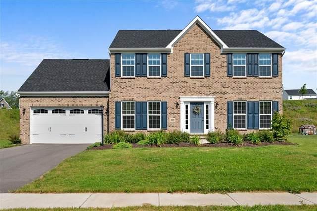 328 Park Edge Drive, Findlay Twp, PA 15026 (MLS #1507199) :: Broadview Realty