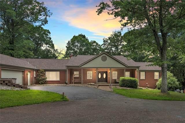 4931 Simmons Cir, Murrysville, PA 15632 (MLS #1507246) :: Broadview Realty