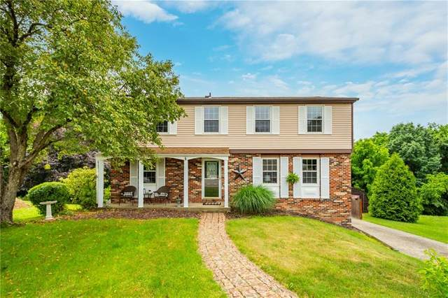 225 Inverness Dr, Moon/Crescent Twp, PA 15108 (MLS #1507284) :: Broadview Realty