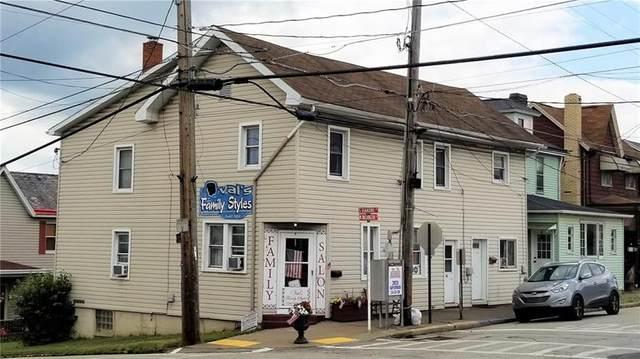 501 Washington Street, Mt. Pleasant Boro, PA 15666 (MLS #1507382) :: Dave Tumpa Team
