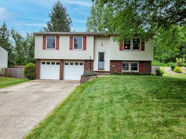 225 Old Farm Rd, Cranberry Twp, PA 16066 (MLS #1507400) :: The SAYHAY Team