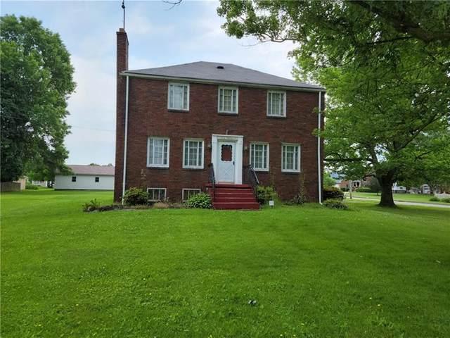 613 Sharon New Castle Rd, Farrell, PA 16121 (MLS #1507677) :: Broadview Realty