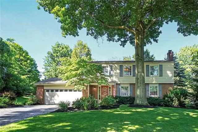282 Hays Road, Upper St. Clair, PA 15241 (MLS #1507824) :: Broadview Realty