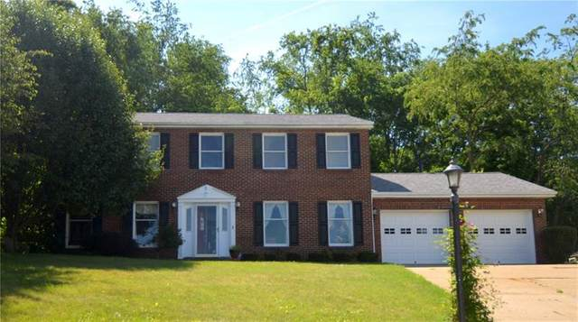 909 Shadypark Court, Oakdale, PA 15071 (MLS #1508289) :: The SAYHAY Team