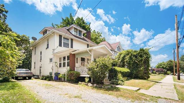 414 Park Ave, New Castle/2Nd, PA 16101 (MLS #1508545) :: Dave Tumpa Team