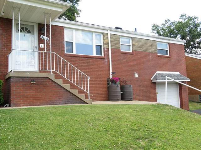 3668 Pinewood Drive, West Homestead, PA 15120 (MLS #1508609) :: Broadview Realty
