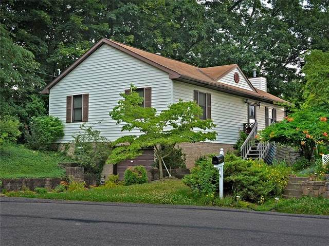 2634 Washville, Sheraden, PA 15204 (MLS #1509151) :: Dave Tumpa Team