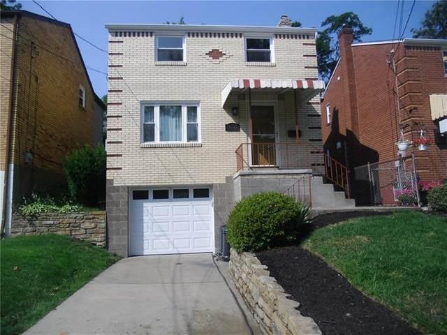 756 Eathan Ave, Brookline, PA 15226 (MLS #1509377) :: Dave Tumpa Team