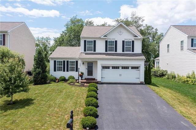 1386 Lucia Dr., Canonsburg, PA 15317 (MLS #1509481) :: Broadview Realty