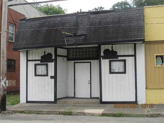 395 Front St, East Bethlehem, PA 15333 (MLS #1509796) :: Dave Tumpa Team