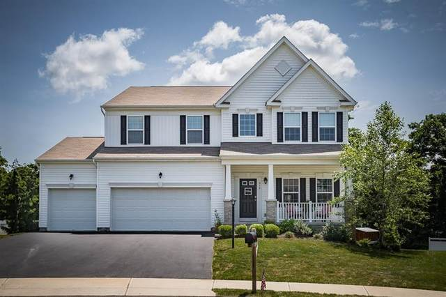614 Aberdeen Ct, Moon/Crescent Twp, PA 15108 (MLS #1509830) :: The SAYHAY Team