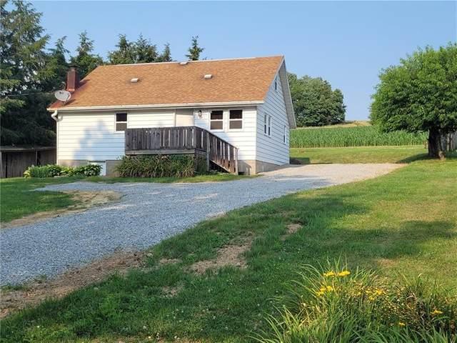 216 Cemetery Rd, Unity  Twp, PA 15601 (MLS #1509837) :: Broadview Realty