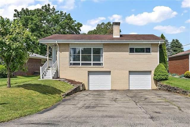 316 N Hamilton Avenue, Springdale Twp, PA 15049 (MLS #1509931) :: Broadview Realty