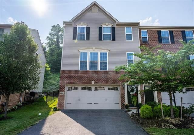8020 Hinsdale Lane, South Fayette, PA 15057 (MLS #1509942) :: Broadview Realty