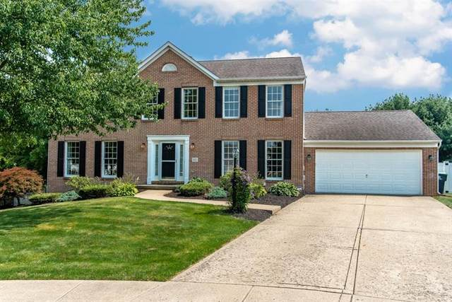 603 Kingsberry Ct, Cranberry Twp, PA 16066 (MLS #1509976) :: Broadview Realty