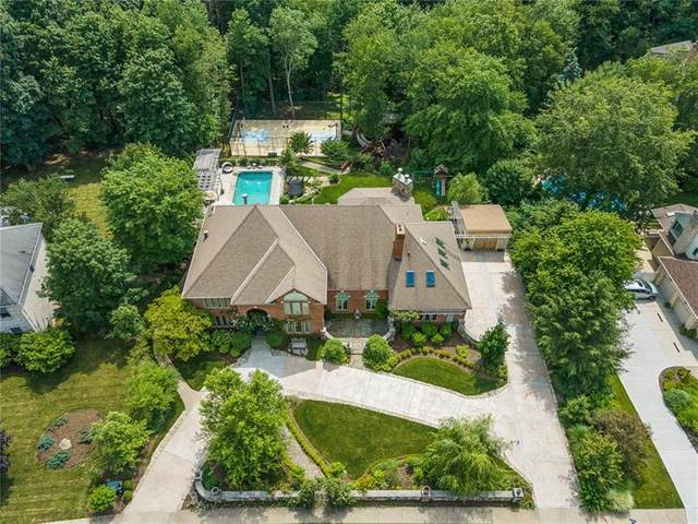 211 Edelweiss Drive, Mccandless, PA 15090 (MLS #1509999) :: The SAYHAY Team