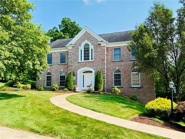 1754 Waterford Ct., Upper St. Clair, PA 15241 (MLS #1510035) :: Broadview Realty