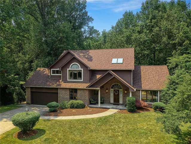115 Trotwood Drive, Monroeville, PA 15146 (MLS #1510185) :: Broadview Realty