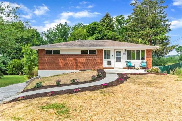 537 Sunnyfield Dr, Monroeville, PA 15146 (MLS #1510211) :: Dave Tumpa Team