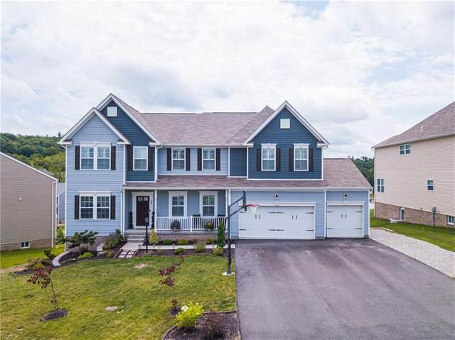 468 Hawthorn Hill Dr, Canonsburg, PA 15317 (MLS #1510815) :: Broadview Realty