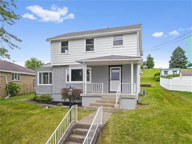 1419 Arlington Street, Monessen, PA 15062 (MLS #1510949) :: Broadview Realty