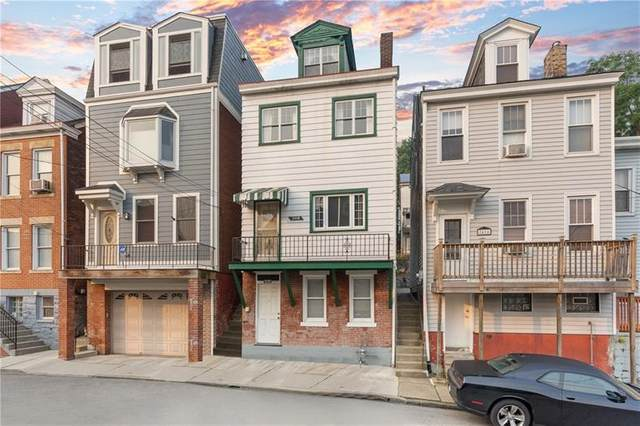 2416 Leticoe Street, South Side, PA 15203 (MLS #1510990) :: Broadview Realty