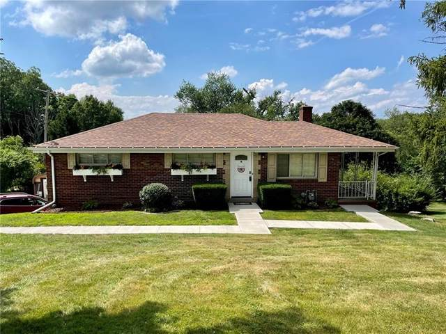 121 Shafer Rd, Moon/Crescent Twp, PA 15108 (MLS #1511144) :: Dave Tumpa Team
