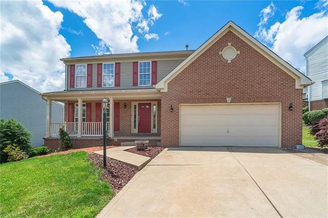 182 Valley View Dr, Rostraver, PA 15012 (MLS #1511148) :: Broadview Realty