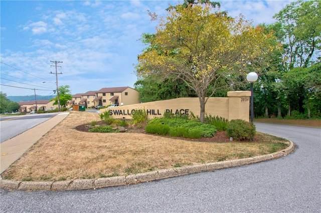 2034 Swallow Hill Rd #324, Scott Twp - Sal, PA 15220 (MLS #1511168) :: Dave Tumpa Team