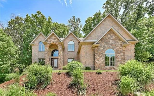 209 Woodhurst, Marshall, PA 15090 (MLS #1511178) :: Broadview Realty