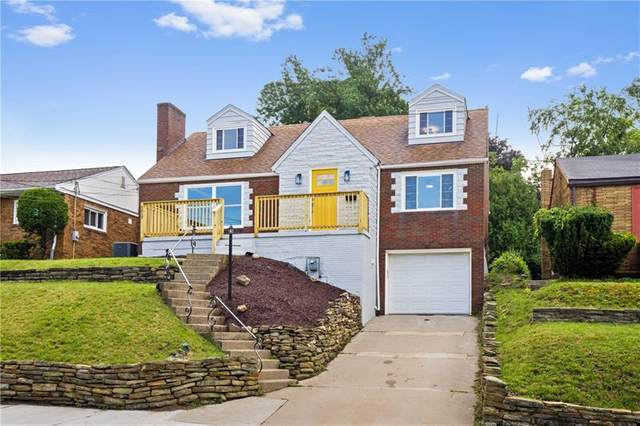 5017 Rosecrest Dr, Stanton Heights, PA 15201 (MLS #1511234) :: Broadview Realty