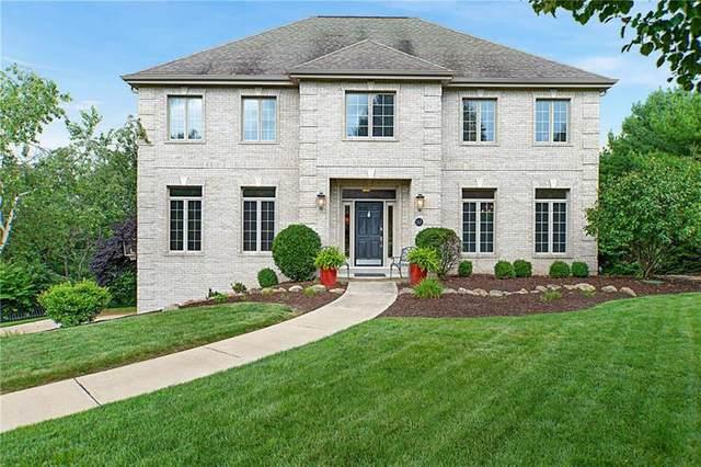 117 Greenbriar Drive, Marshall, PA 15090 (MLS #1511392) :: Broadview Realty