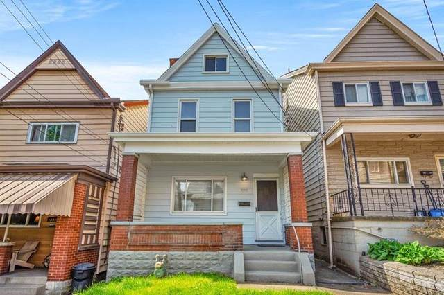 2328 Patterson St, South Side, PA 15203 (MLS #1511428) :: Broadview Realty