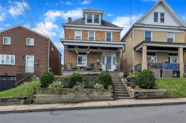 1251 Tennessee Ave, Dormont, PA 15216 (MLS #1511511) :: Dave Tumpa Team