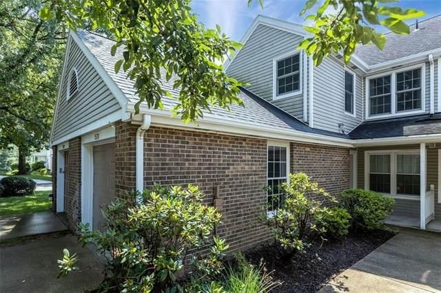 1528 Merion Lane, Oakmont, PA 15139 (MLS #1511608) :: Broadview Realty