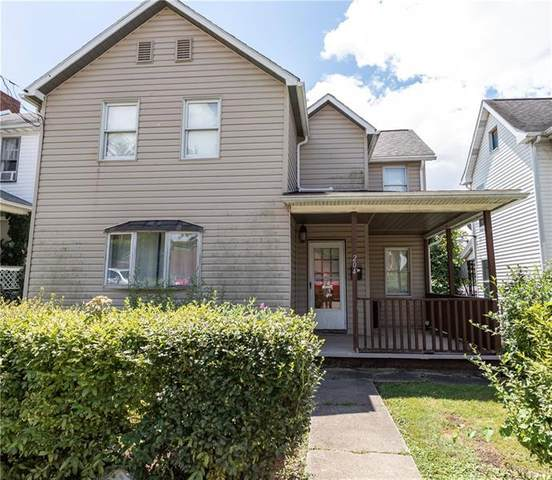 204 Evans St, Uniontown, PA 15401 (MLS #1511646) :: Broadview Realty