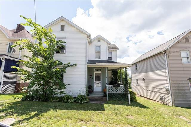 208 Evans St, Uniontown, PA 15401 (MLS #1511649) :: Broadview Realty