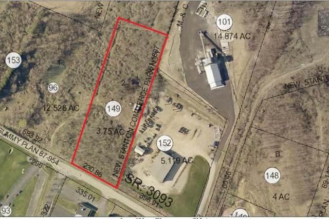 Lot #2 Route 119 South, Hempfield Twp - Wml, PA 15639 (MLS #1511698) :: Dave Tumpa Team