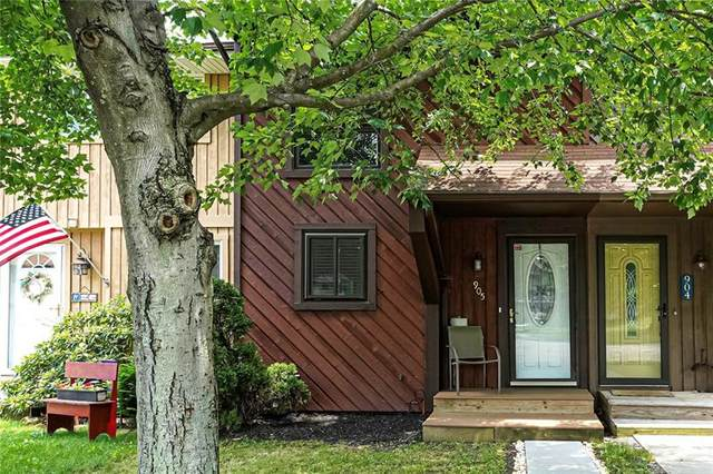 905 Bayberry Lane, North Fayette, PA 15126 (MLS #1511732) :: The SAYHAY Team