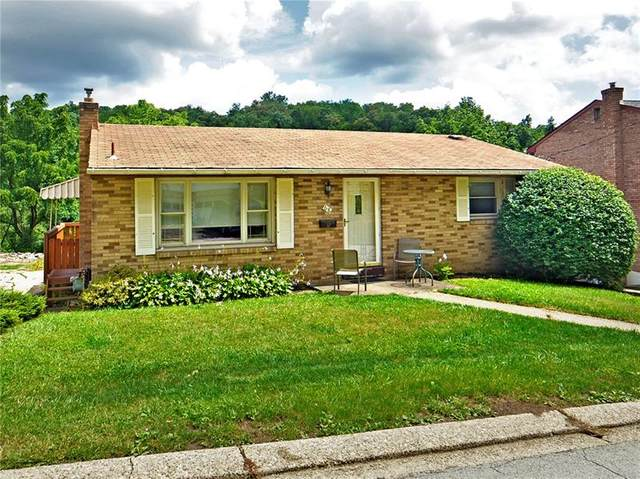 68 Lilmont Dr, Swissvale, PA 15218 (MLS #1511890) :: The SAYHAY Team
