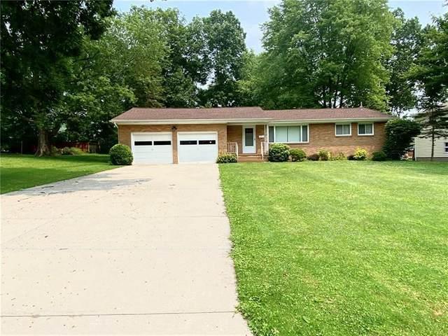 411 Greenwood Drive, Hermitage, PA 16148 (MLS #1511968) :: Dave Tumpa Team