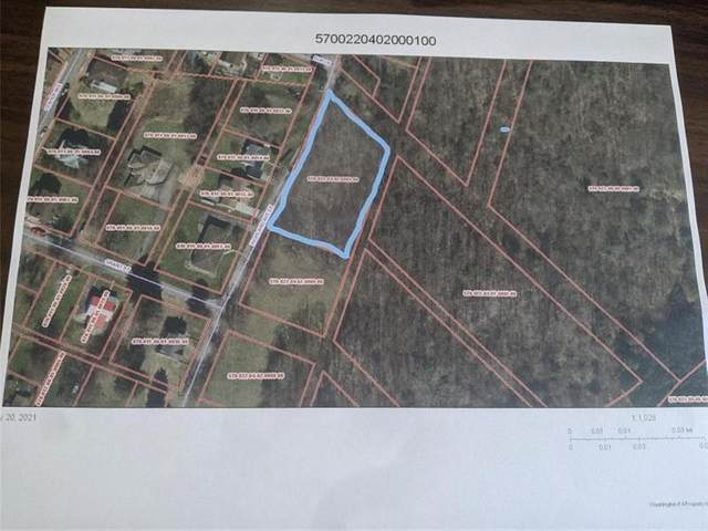 Lot 27 Highland Avenue Ext., Smith, PA 15021 (MLS #1512151) :: Dave Tumpa Team