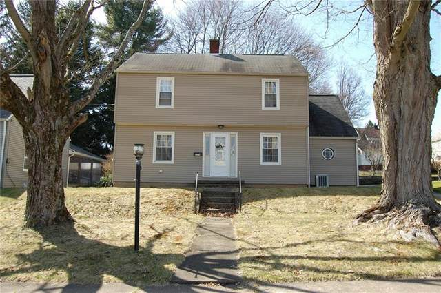 208 Garden Ave, Grove City Boro, PA 16127 (MLS #1512304) :: Dave Tumpa Team