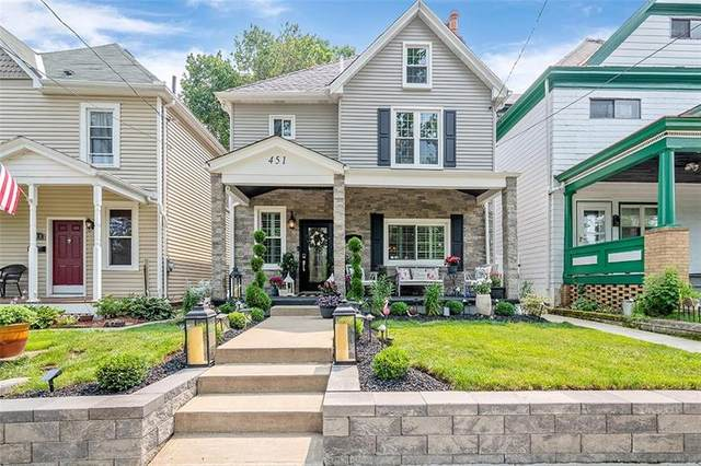 451 Library Ave, Carnegie, PA 15106 (MLS #1512314) :: Dave Tumpa Team